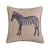 Levtex Mirage Zebra Throw Pillow