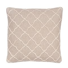 Levtex Palladium Rope Sparkle Throw Pillow