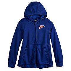Girls 7-16 Nike Full Zip Hoodie
