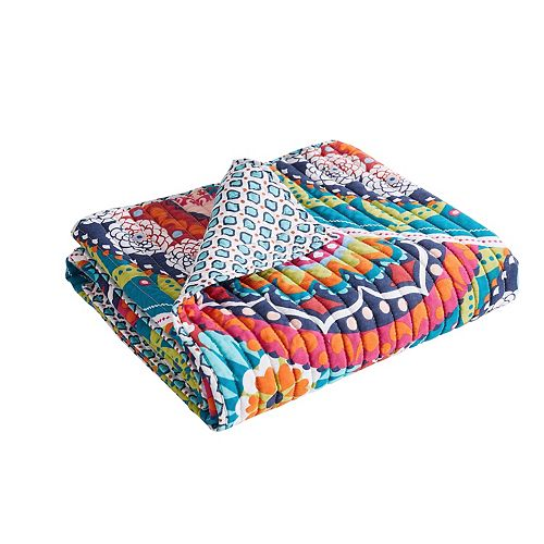 Levtex Serendipity Quilted Throw