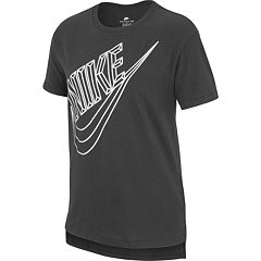 Girls 7-16 Nike Faceted Logo Graphic Tee