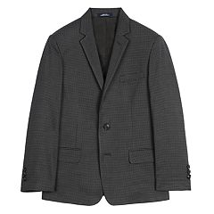 Boys 8-20 Chaps Houndstooth Jacket