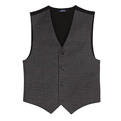 Boys 8-20 Chaps Houndstooth Vest