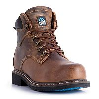McRae Industrial Men's Steel Toe Work Boots