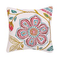 Levtex Licia Flower Throw Pillow