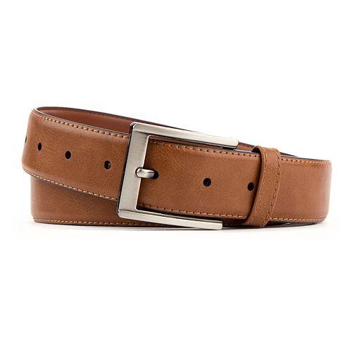 Men's Van Heusen Stitched Modern Flex Stretch Belt