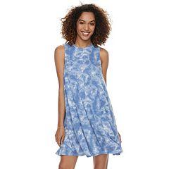Women's SONOMA Goods for Life™ High Neck Swing Dress