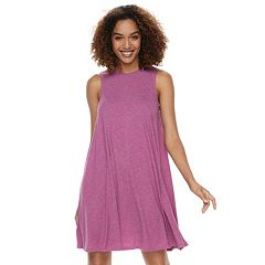 Women's SONOMA Goods for Life™ High Neck Swing Dress