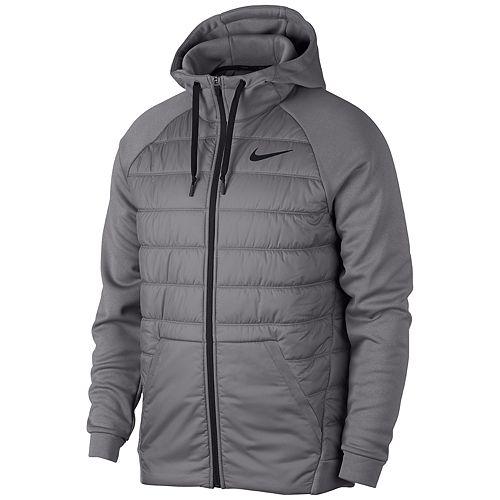 nike fleece vest men's