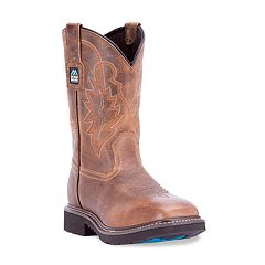 McRae Industrial  Men's Composite Toe Western Work Boots