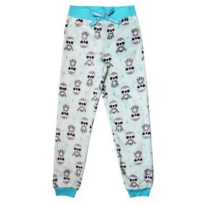 Girls 4-16 Jellifish Fleece Jogger Pajama Pants