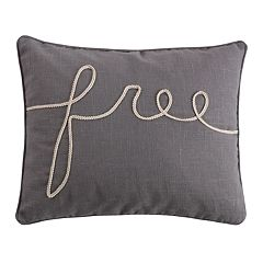 Levtex Reno Free Throw Pillow