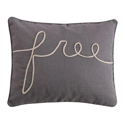 Levtex Reno Free Throw Pillow