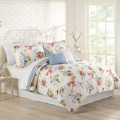 Mary Jane's Home Primavera 5-piece Comforter Set