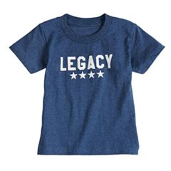 Boys & Girls 4-7x Dad & Me Legacy Graphic Tee