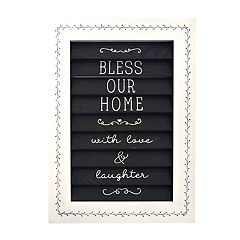 New View 'Bless Our Home' Wall Decor
