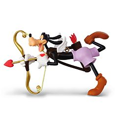 Disney Goofy Lookin' for Love 2018 Hallmark Keepsake Christmas Ornament