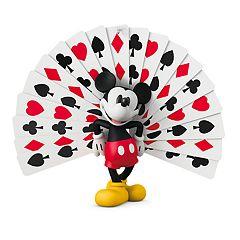 Disney Mickey's Movie Mouseterpieces Thru the Mirror 2018 Hallmark Keepsake Christmas Ornament