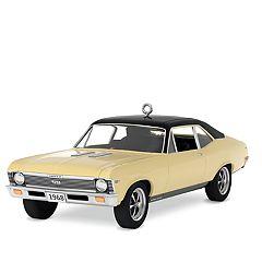Classic American Cars 1968 Chevrolet Nova SS 2018 Hallmark Keepsake Christmas Ornament