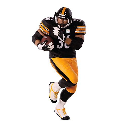 Nfl Pittsburgh Steelers Jerome Bettis 2018 Hallmark Keepsake