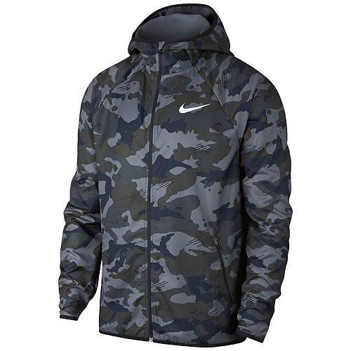 Men's Nike Dri-FIT Camo Jacket