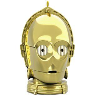 Star Wars C-3PO With Light & Sound 2018 Hallmark Keepsake Christmas Ornament