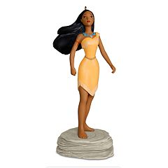 Disney Pocahontas Colors of the Wind Musical 2018 Hallmark Keepsake Christmas Ornament