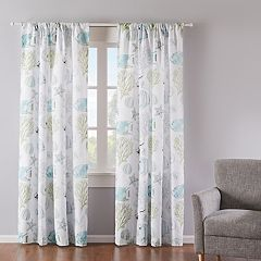 Levtex Biscayne Window Curtain