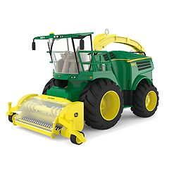 John Deere 8800 Self-Propelled Forage Harvester 2018 Hallmark Keepsake Christmas Ornament