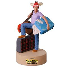 National Lampoon's Vacation A Quest for Fun Musical 2018 Hallmark Keepsake Christmas Ornament