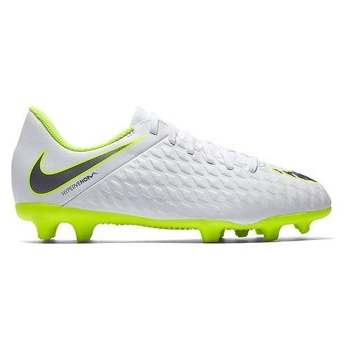 Nike Hypervenom Jr Phantom 3 Club Kids' Firm Ground Soccer Cleats