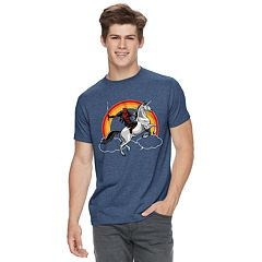 Men's Deadpool Rainbow Tee