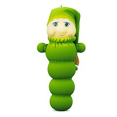 Hasbro Glo Worm With Light 2018 Hallmark Keepsake Christmas Ornament