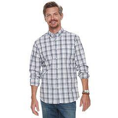 Men's SONOMA Goods for Life™ Modern-Fit Stretch Poplin Button-Down Shirt