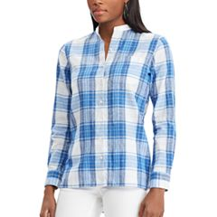 Women's Chaps Print Shirt