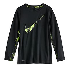 e0ded52ba127ec Boys 8-20 Nike Dry Training Top