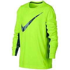 Boys 8-20 Nike Dry Training Top