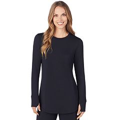 Women's Cuddl Duds Ultra Soft Crewneck Top