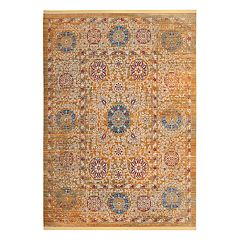 Safavieh Sutton Kingly Framed Floral Rug