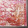 Safavieh Sutton Chapel Framed Floral Rug