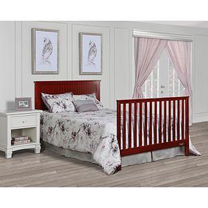 Dream On Me Alexa 5-in-1 Convertible Crib