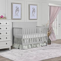 Dream On Me Alexa 5-in-1 Convertible Crib