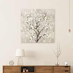 Artissimo Designs Bloom Tree Canvas Wall Art