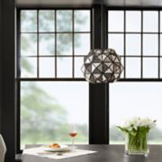 Madison Park Harlowe Geometric Pendant Lamp