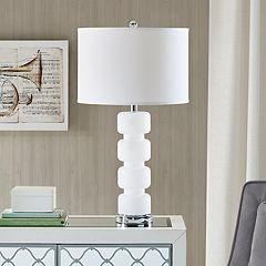 Madison Park Emery Geometric Table Lamp