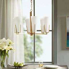 Madison Park Signature Avignon 6-Light Chandelier
