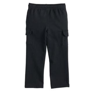 Toddler Boy Jumping Beans® Softest Fleece Cargo Pants