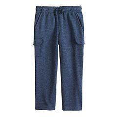 Toddler Boy Jumping Beans® Softest Fleece Cargo Pants