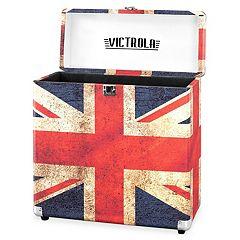 Victrola Vinyl Records Storage Case