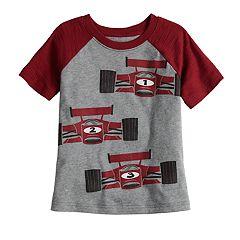 Toddler Boy Jumping Beans® Raglan Graphic Tee